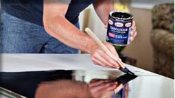 Applying Interior/Exterior Paint