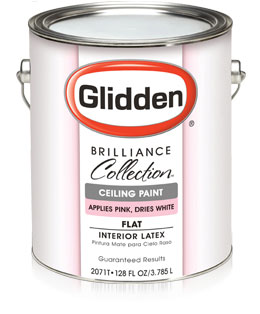 Glidden Brilliance Collection Ceiling Paint