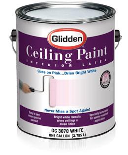 Glidden Ez Track Ceiling Paint