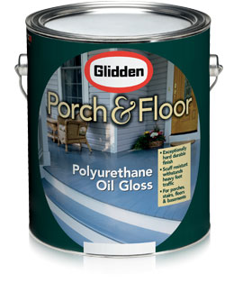 Glidden 174 Porch Amp Floor Gloss Enamel Paint Low